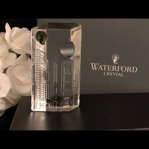 NEW Waterford 100YR Times Square CRYSTAL BALL DROP